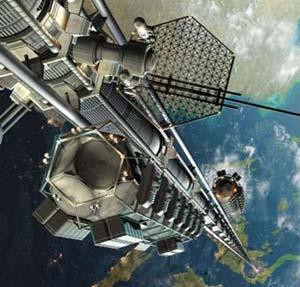 Что такое космический лифт?