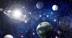Какие размеры космоса?
