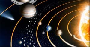 Почему Земля вращается вокруг Солнца?