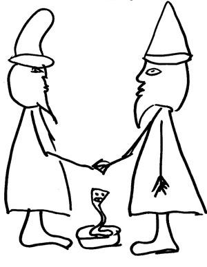 Восточная дружба