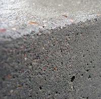 Затвердевший бетон