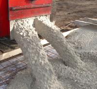 Литая бетонная смесь