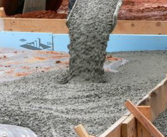 Свежеприготовленная бетонная смесь