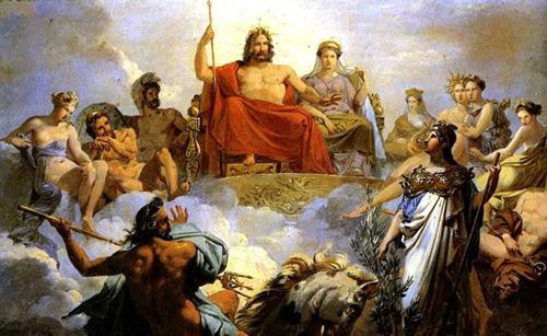 Древнегреческий знаки