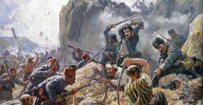 Неудачи начала Северной войны, поражение под Нарвой дали первый толчок реформам.