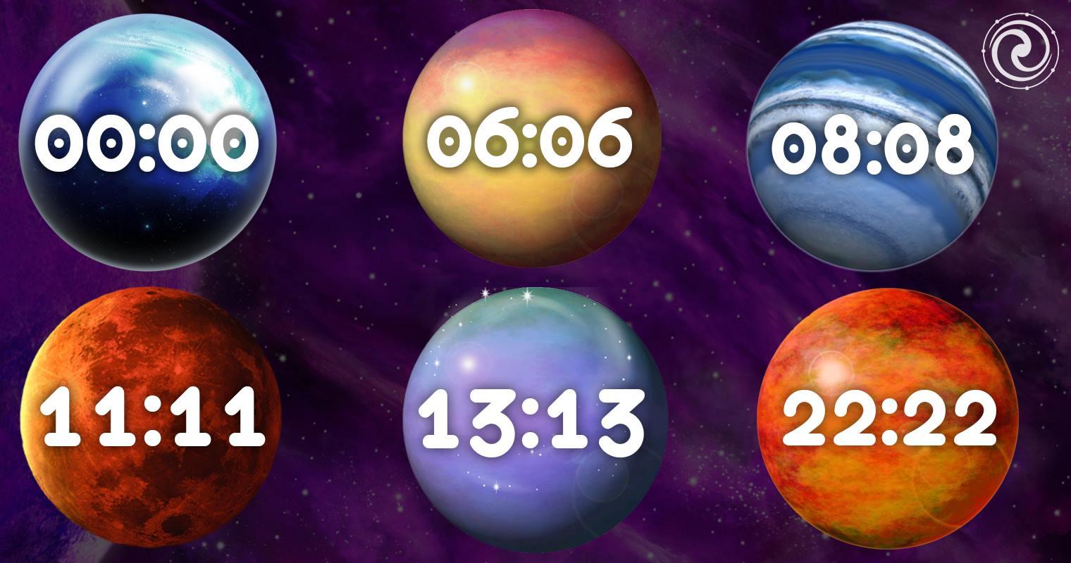 Выберите пару зеркальных чисел и узнайте, о чем вас хочет предупредить Вселенная!