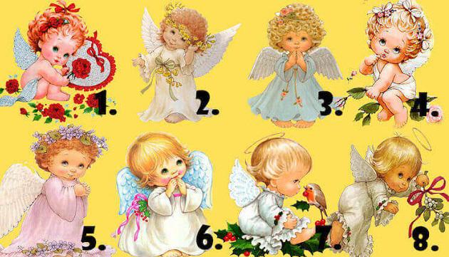 Выбранный Ангелочек направит вашу жизнь в новое русло