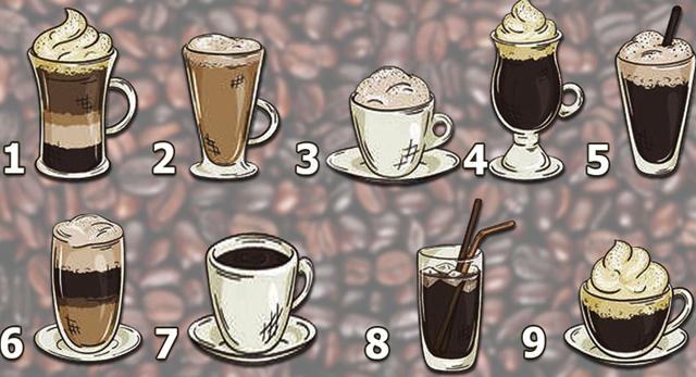 Выбранный вами кофе с утра, предскажет события сегодняшнего дня