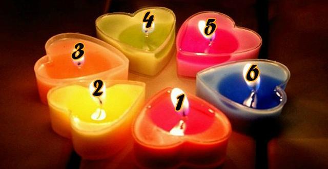 Выбранная любви свеча, расскажет в чем женщина идеально хороша