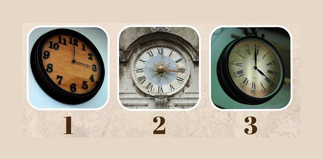 Выбранные часы расскажут о карте вашей прошлой жизни и кто ваш Архангел спаситель