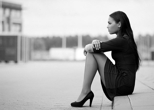 Когда ты живешь с кем-то и, даже если у вас не очень хорошие отношения, сложно представить, как может быть одиноко, когда у тебя нет совсем никого, кто может тебя обнять.