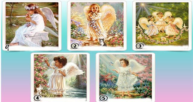 Спешите получить свое послание от ангела!