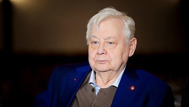 Известный актер Олег Табаков ушел из жизни