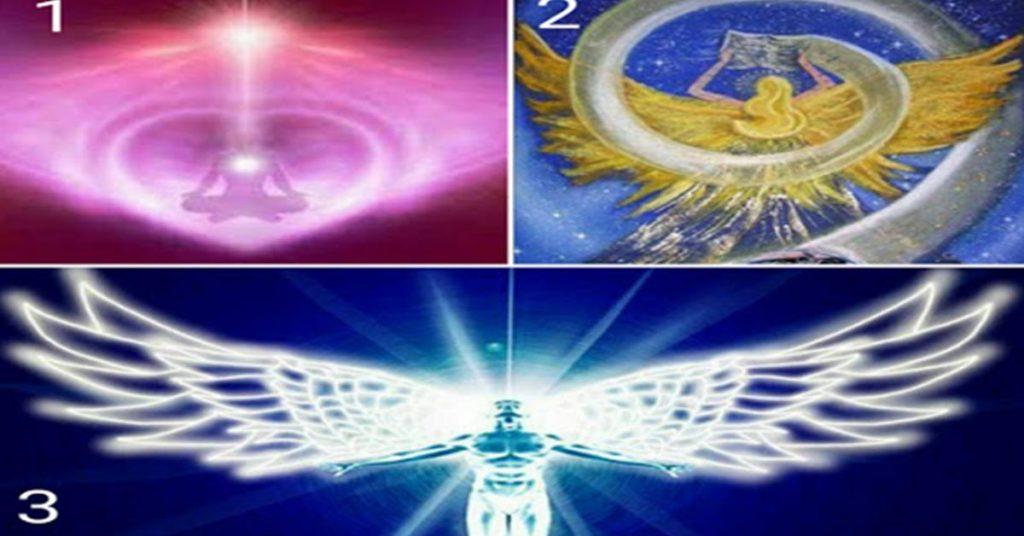 Выберите ангельское изображение и получите свое послание!