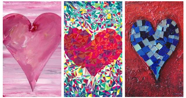 Выберите сердечко и получите свое любовное послание! Попробуйте и Вы!