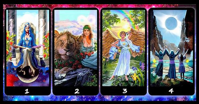 Хотите узнать, сбудется ли Ваша мечта? Выберите карту и получите ответ Вселенной!