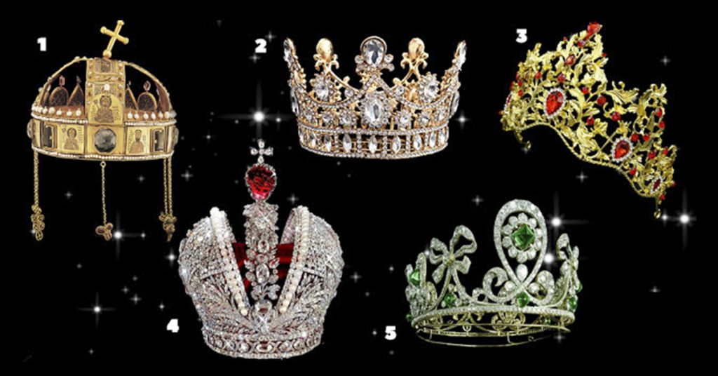 Выбранная корона расскажет какая Вы королева! Скорее выбирайте свою корону!