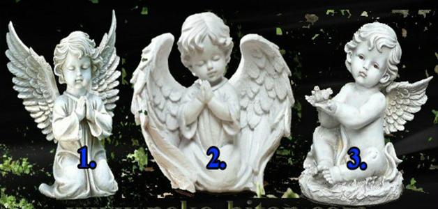 Самый сильный тест души! Выберите своего Ангелочка и смотрите…