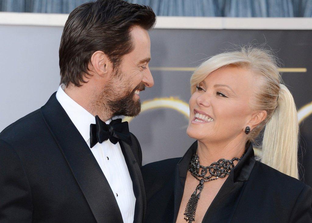 Хью Джекман трогательно поздравил 62-летнюю жену с годовщиной свадьбы