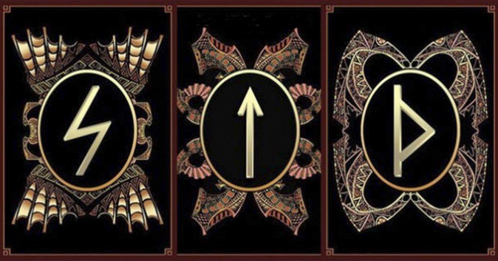 Рунический гороскоп! Смотрите, какая руна принесет удачу Вашему Знаку Зодиака!