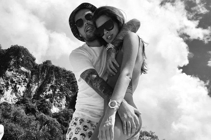 Кэти Топурия показала видео, как Гуф признается ей в любви