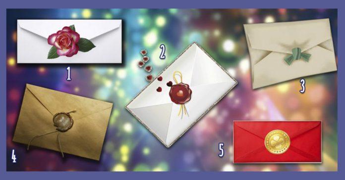 Вам пришло письмо от Ангелочка! Выберите одно и узнайте свое послание!