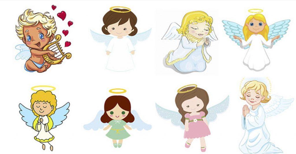 Выберите понравившегося ангелочка и получите свое предсказание!