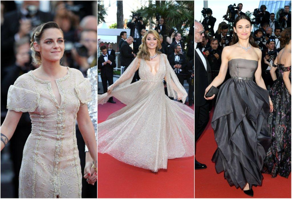 Виктория Боня снова затмила всех откровенным нарядом на закрытии Каннского кинофестиваля — фото