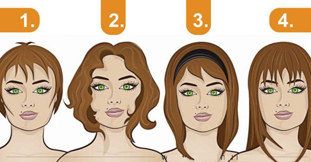 Выбери свою длину волос и узнай, какую тайну о тебе она выдает! Результат поражает!