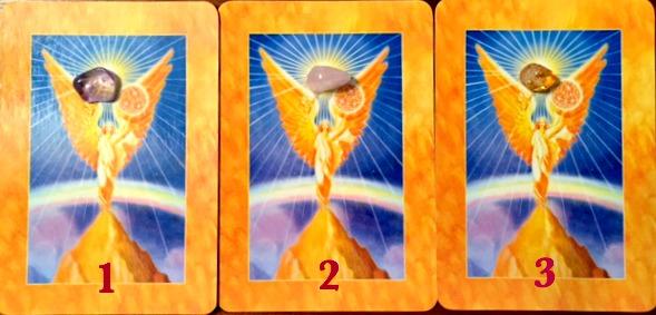 Ангел принес Вам сообщение с небес! Скорее выбирайте одного и смотрите…