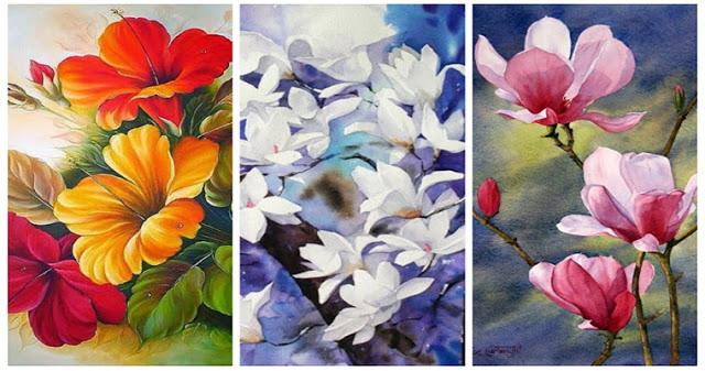 Выберите Ваши любимые цветы и узнайте секрет о себе! Неожиданный результат!