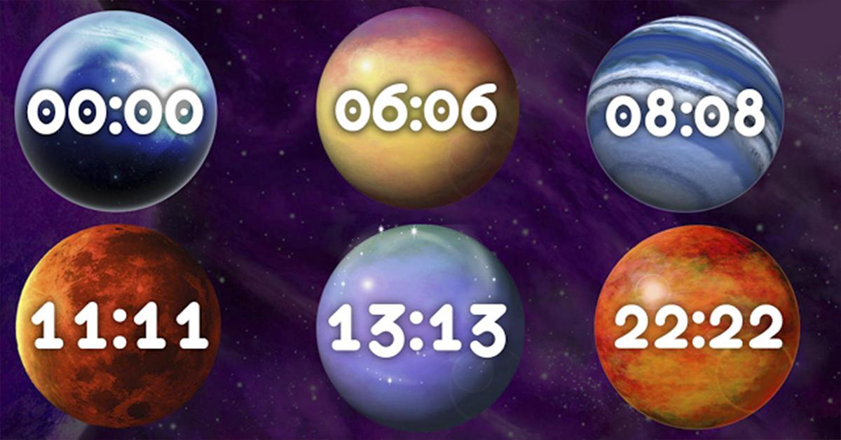 Вселенная хочет предупредить Вас! Просто выберите одно зеркальное число!
