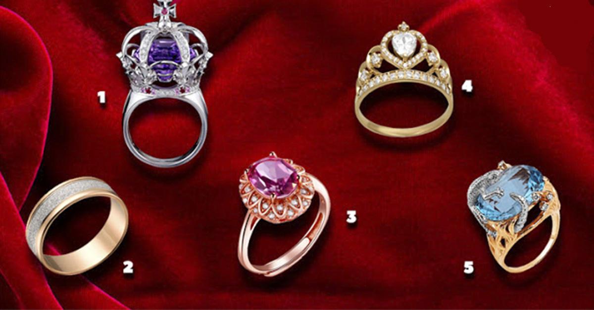 Эти кольца хранят секреты! Выберите одно для себя и раскройте свой секрет!