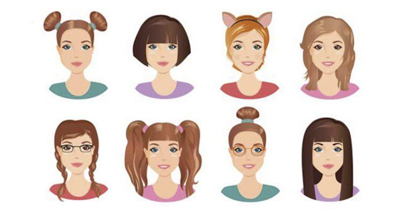 О чем говорят Ваши волосы! Ну что, хотите раскрыть свои тайны?