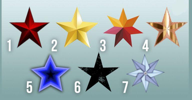 Выберите свою звездочку и узнайте, исполнится ли Ваше желание!
