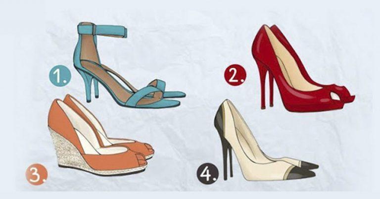Смотрите, какие туфельки! Выберите те, которые Вы бы надели.