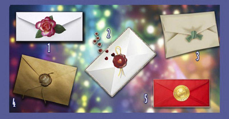 Вам письмо от Ангелочка! Выберите одно и узнаете, какое у Вас послание!
