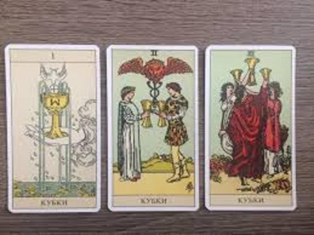 Выберите одну из карт Таро и узнайте, как придти к успеху