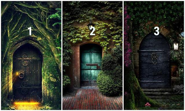 Какая дверь тебя привлекает больше? Выбери и узнай все о своей личности!
