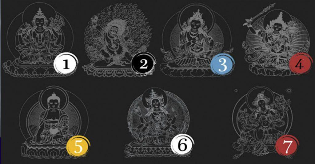 Выберите своего Будду и откройте для себя мантру! Обязательно запомните…