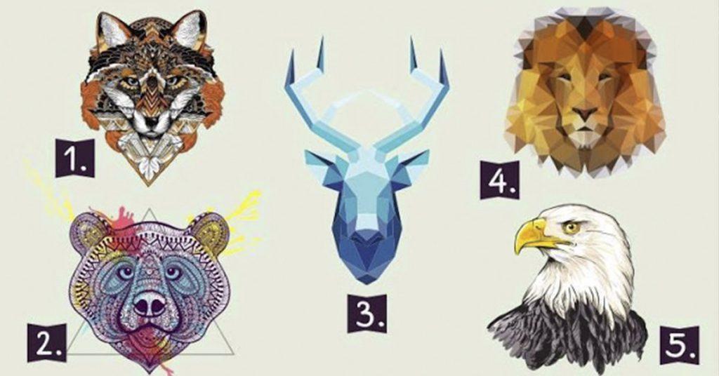 Очень необычный тест! Просто выберите животное, и узнайте свою силу!