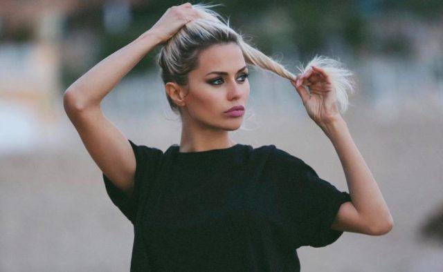 Виктория Боня познакомила нового бойфренда с отцом своей дочери