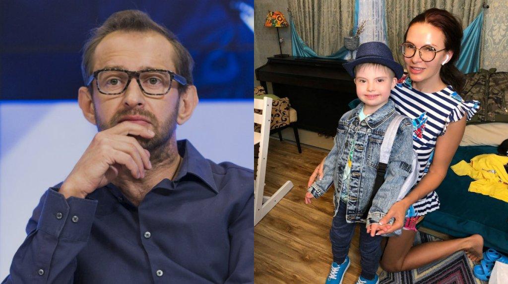 Хабенский отказался сфотографироваться с особенным сыном Бледанс, но критике подверглась Эвелина
