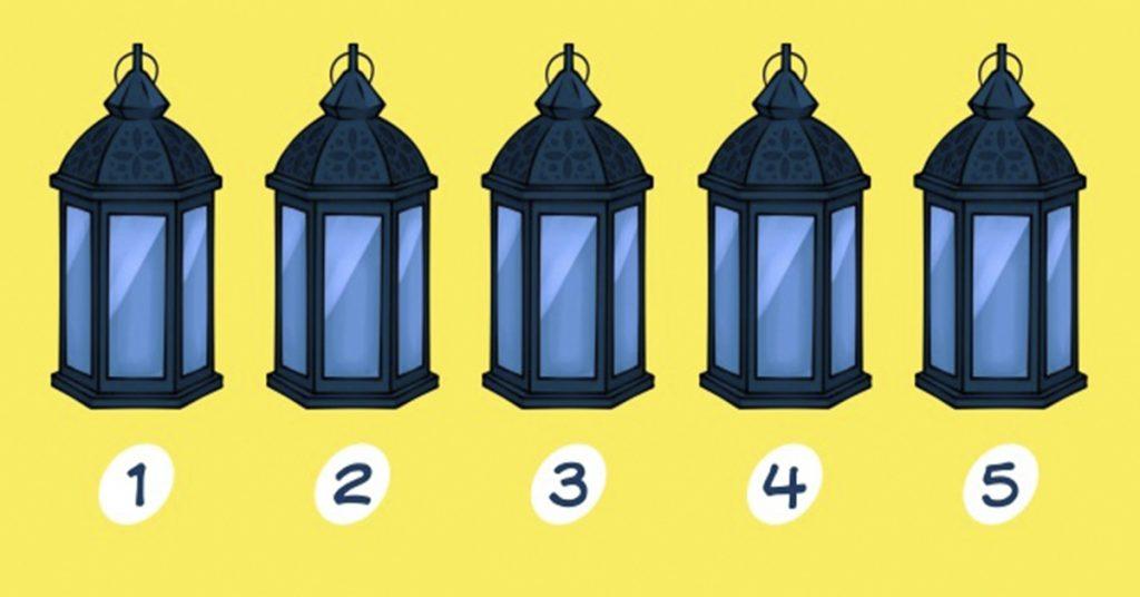 Какой фонарик зажжете Вы? Просто сделайте выбор и узнаете о себе такое…