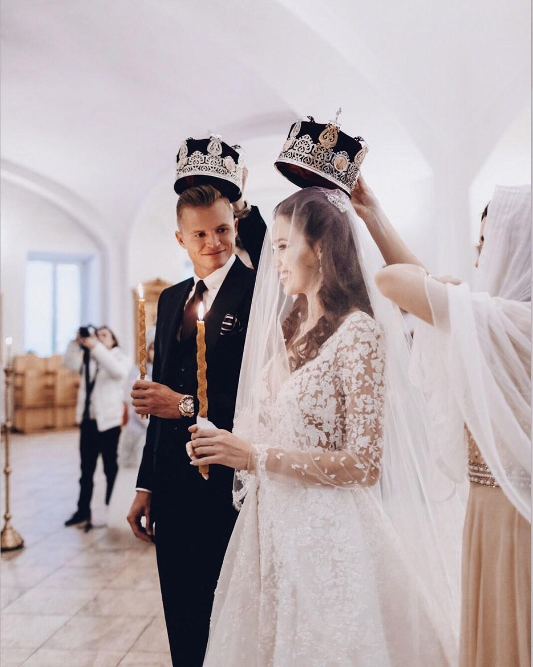 Костенко и Тарасов показали свое венчание, но подверглись жесткой критике — фото
