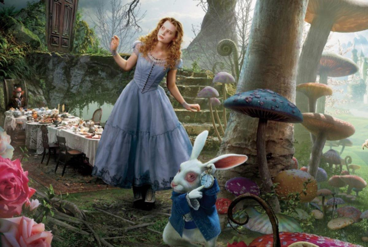 15 цитат из Алисы в стране чудес