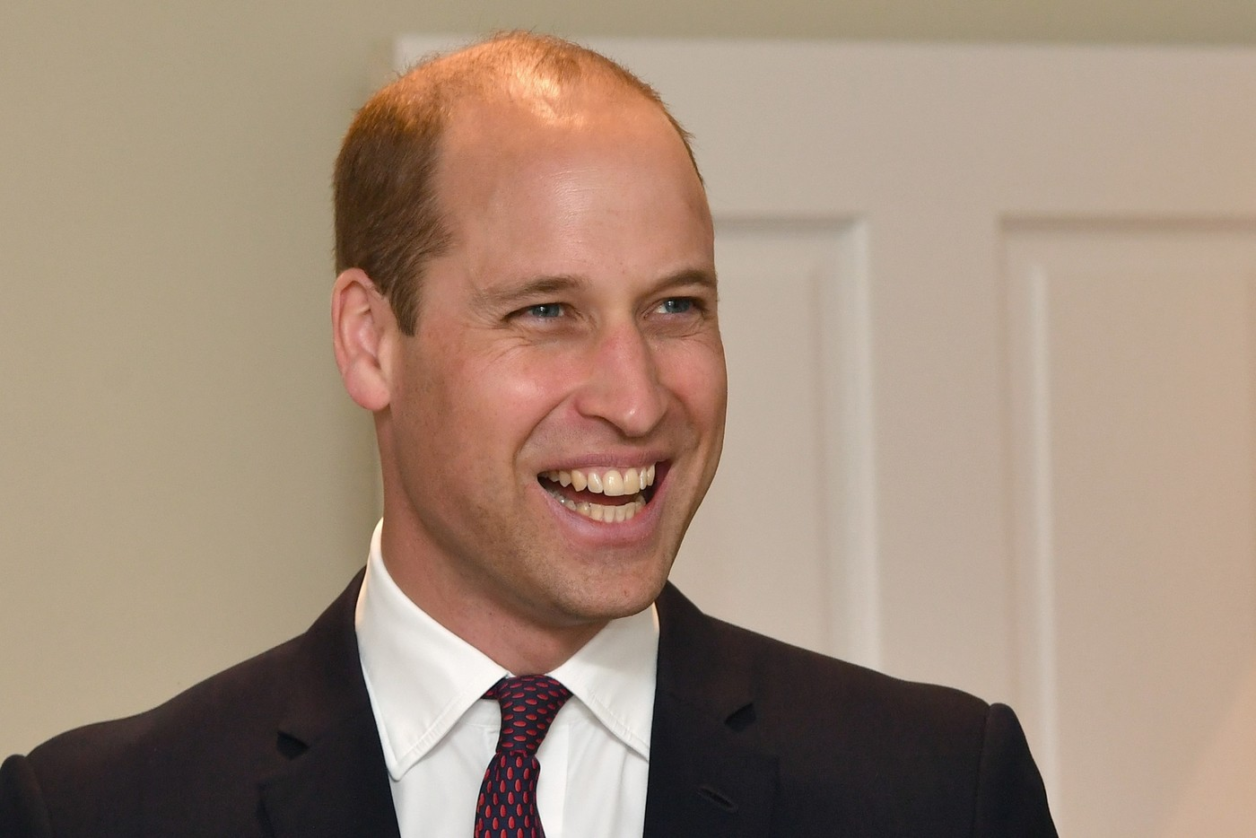 The Duke Of Cambridge Visits Liverpool