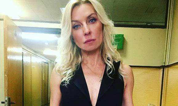 51-летняя Овсиенко готовится родить ребенка