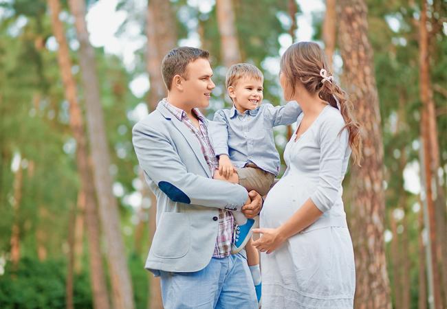 Памятка тем, кто собирается жениться на женщине с ребенком