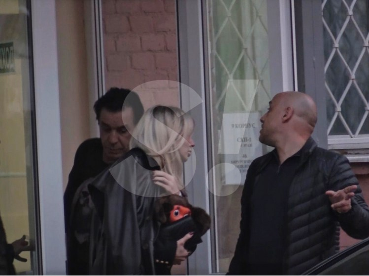Светлану Лободу забрал из больницы лидер Rammstein Тилль Линдеманн — видео